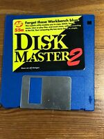 Amiga Format Magazine Cover Disk 55a Disk Master 2 tested & working