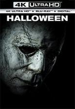 Halloween [New 4K UHD Blu-ray] With Blu-Ray, 4K Mastering, Digital Cop