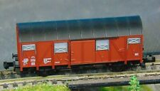 "FLEISCHMANN 8330   DB Covered goods wagon    ""BOXED""  N Gauge (F777)"
