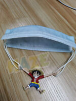 One Piece Monkey D Luffy 5cm PVC Action Figure Statue Model Toy New No Box