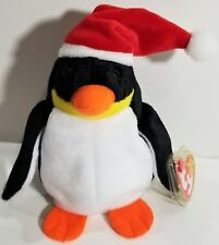 "TY Beanie Babies ""ZERO"" the Holiday PENGUIN - MWMTs! GREAT GIFT! A MUST HAVE!"