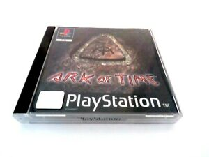 ARK OF TIME PICTURE VERSION RARE GAME PS1