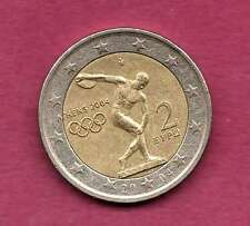 2 € Commémorative - Grèce 2004 - J.O d' Athènes 2004 -
