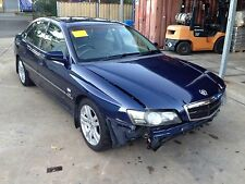 HOLDEN CAPRICE WK V8 LS1 5.7 LITRE DAMAGED STATUTORY WRITE OFF LIKE SS COMMODORE