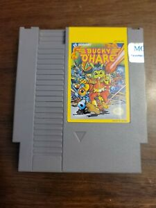 Bucky O'Hare (Nintendo Entertainment System) Game Only - Tested - Authentic