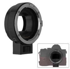 ANDOER EOS-NEX AF Objektivadapter Canon EOS EF Objektiv an Sony NEX Kamera