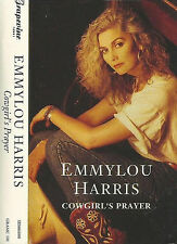 EMMYLOU HARRIS COWGIRL'S PRAYER CASSETTE ALBUM UK Alison Krauss Trisha Yearwood