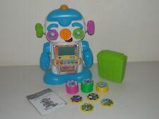 V-Tech ZinZin, Gadget the Robot, Alphabet lernen, Französisch, Spielzueg + 29 C