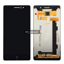 LCD Display Touch Screen Digitizer Assembly For Nokia Lumia 830 - Black Colour