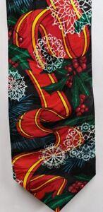 Rush Limbaugh NEW Vintage Holiday Silk Tie. #101