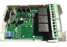 Drahtlose  Empfangssteuerung Torsteuerung  RF-Controller  mit Handsender