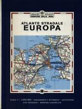 ATLANTE STRADALE EUROPA   AA.VV. CORRIERE DELLA SERA 2005 GRANDI ATLANTI