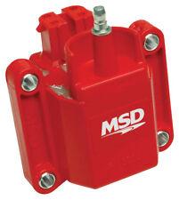 MSD Coil Blaster Performance Replacement E-Core Square Epoxy Red 8226