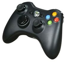 Official Microsoft Xbox 360 Glossy Black Wireless Controller NSF-00001 New-Other