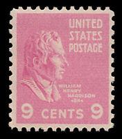 Scott#: 814 - Benjamin Harrison Single Stamp MNH OG -- Free Shipping --