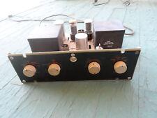 Vintage Bell 6V6 Mono Tube Amplifier