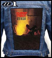 RATT  === Huge Back Jacket Patch/Aufnäher === Various Designs