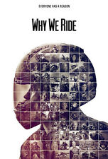 Why We Ride DVD - Motorcycle Documentary Film Movie New