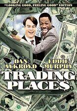 Trading Places ~ New DVD ~ Dan Aykroyd, Eddie Murphy, Jamie Lee Curtis (1983)