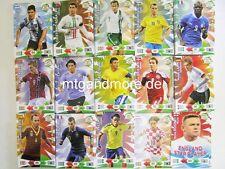 Adrenalyn XL - Star Player aussuchen - Road to 2014 FIFA World Cup Brazil