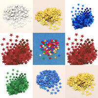 1000pcs Party Foil Table Confetti Scatter Sprinkle Decoration Wedding Birthday