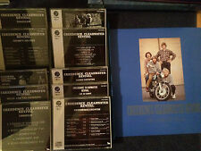 Creedence Clearwater Revival,CD-Collection,10CD Box-Set,(Germany,1987)RAR,Neu!!!
