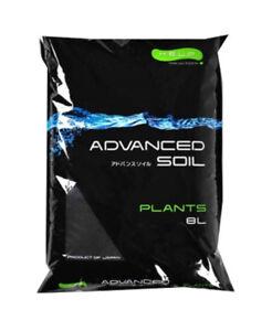 Aquael Advanced Soil Plant 8l Aquarium Pflanzen-Bodengrund