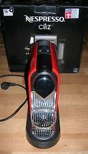 Krups Citiz XN720599 Nespresso Kapselkaffeemaschine Engine Red