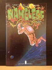 NAMELESS #2 (2015) GHOST VARIANT JAMES FLAMES IMAGE COMICS