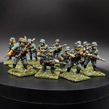 Well Painted 28mm Bolt Action early war German Infantry ×13 blacktree miniatures