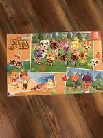 Animal Crossing New Horizons Gamestop Preorder Bonus Poster - No Bends or Folds!