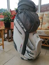 Cobra AMP Cart Bag Golf light and dark gray