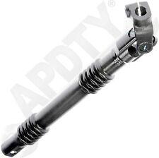 APDTY 114108 Intermediate Steering Shaft Universal Joint Coupler Lower Assembly