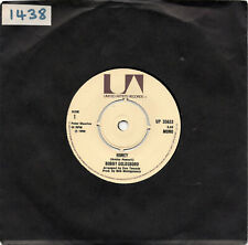 "BOBBY GOLDSBORO - HONEY - 70's - 7"" VINYL"