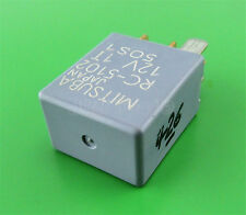 426-honda (90-12) 5-Pin multi usage argent relais RC5102 RC-5102 12V mitsuba japon