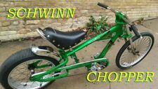 Schwinn Chopper 80cc Gas Motor Kit ENGINE FOR A OCC  STINGRAY Green BIKE BICYCLE