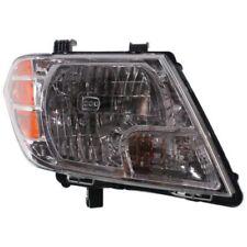 For Frontier 09-16, Passenger Side Headlight, Clear Lens