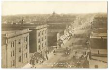 Aberdeen South Dakota SD ~ Strauss Clothing Store & Sherman Hotel ~ RPPC c.1908