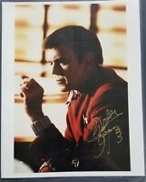 "WALTER KOENIG Signed 8X10 Color ""Star Trek"" Movie Photo - Pavel Chekov"