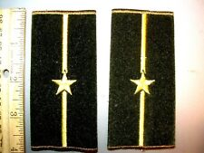 China Officer PLA Military Shoulder Boards Uniform Epauletts Chinese Army