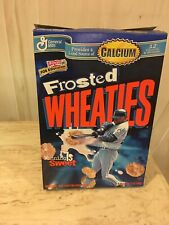 SEATTLE MARINERS KEN GRIFFEY JR WHEATIES BOX MLB baseball RARE