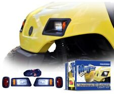 Madjax Yamaha G14/G16/G19/G22 Golf Cart Headlight - Light Kit
