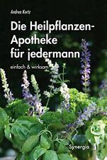 Buch Die Heilpflanzen-Apotheke Synergia