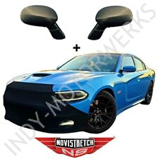 CHARGER NOVISTRETCH FRONT + MIRROR STRETCH MASK BRA COMBO FITS 06-19 CHARGERS