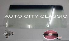 1968 1969 CHEVELLE CUTLASS SKYLARK GTO CONVERTIBLE WINDSHIELD GLASS BUTYL CLIPS