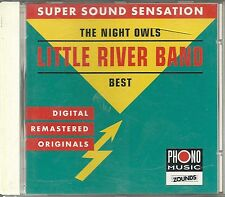 Little River Band The Night Owls (Best) Zounds CD RAR