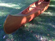Vintage Max Anderssons Canoe Cold molded plywood International all Wood Sweden