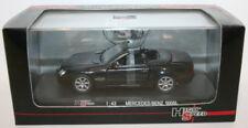 High Speed 1/43 Scale HF9176S - Mercedes Benz 500SL - Dark Metallic Grey