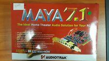 Audiotrak Maya 7.1 Surround Sound Audio Card