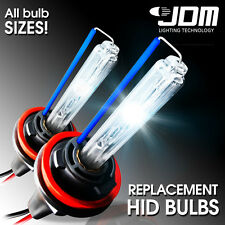 1 Pair Of Headlight HID Xenon Bulbs H11 9004 9005 9006 H4 H7 9007 880 881 H1 H3